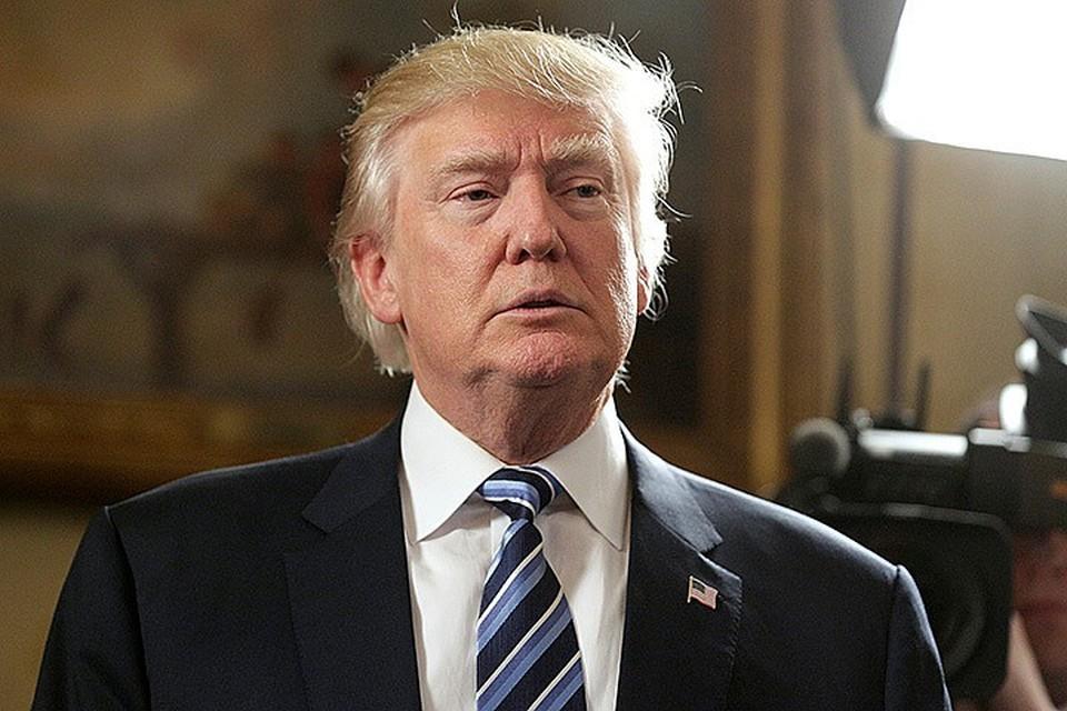 Трамп: Россия поставляет множество товаров в КНДР