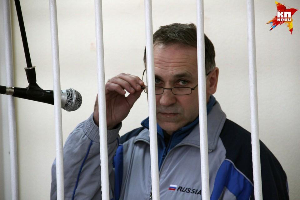 Присяжные заседатели объявили Евгения Чуплинского виновным