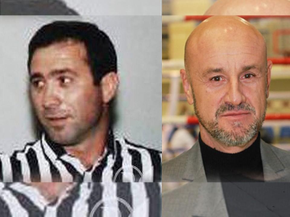 Николая Кожухарь и Александр Данильченко