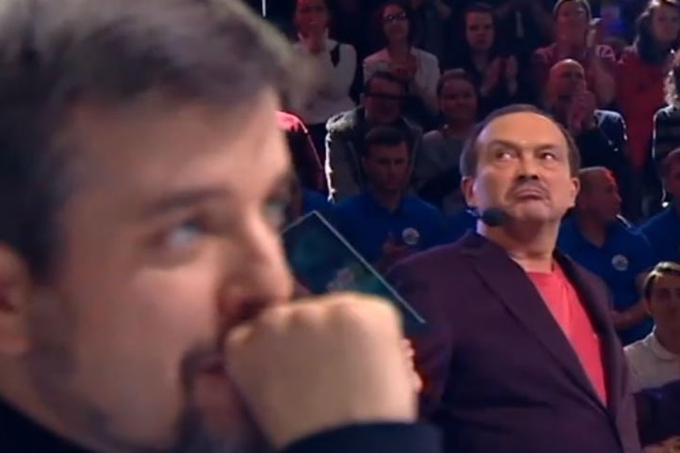 Знатоки из Мурманска получили только 20 секунд на обсуждение. Фото: скриншот видео