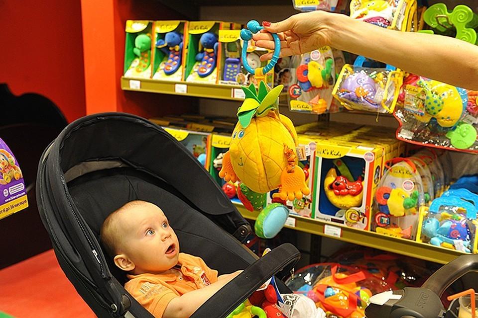 На отечественном рынке доля российских детских игрушек составила в 2017 году 27%, что на 4% больше, чем в 2014 году.