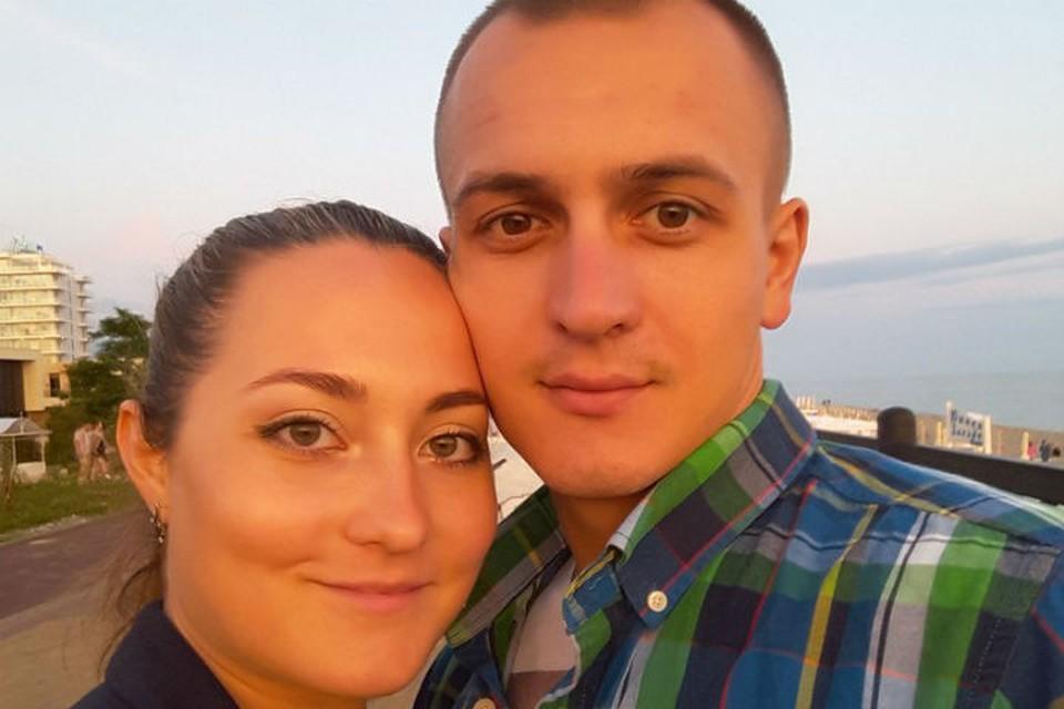 Михаил и Анастасия совсем недавно стали родителями. ФОТО: vk.com.
