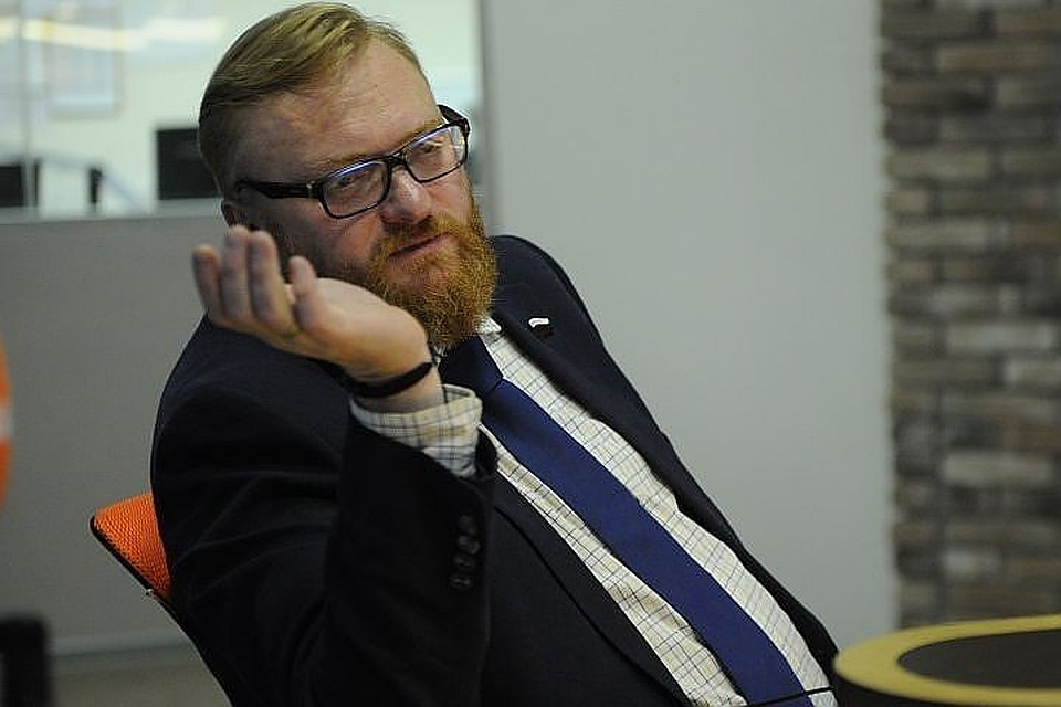 Виталий Милонов требует отправить Михаила Ефремова на ...