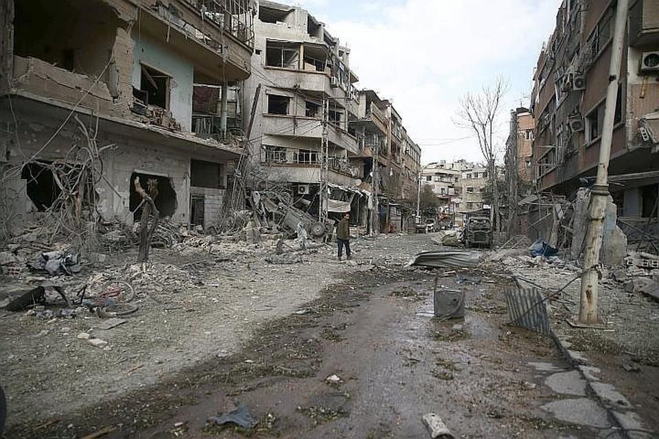 СМИ: Девятый раунд астанинских переговоров по Сирии состоится в середине мая