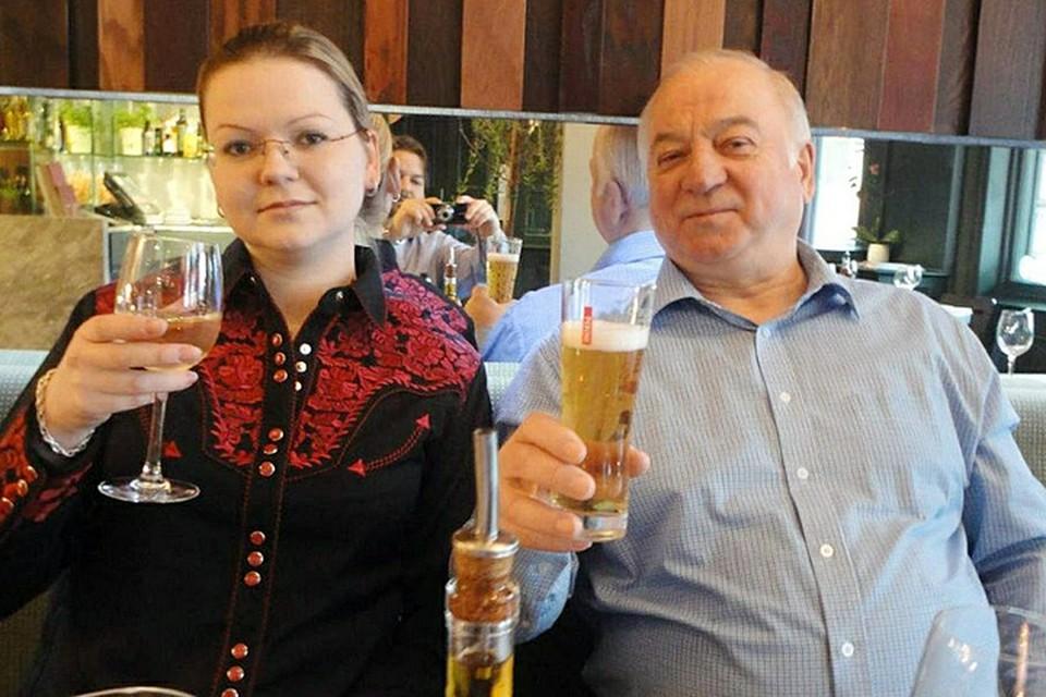 Скрипаль и его дочь Юлия были обнаружены четвертого марта в бессознательном сознании в Солсбери