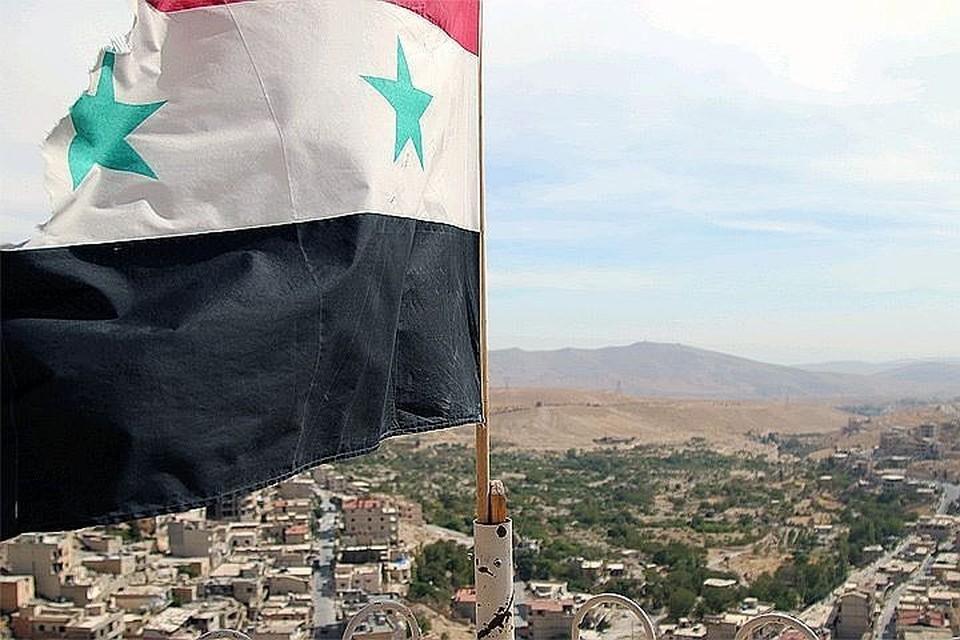 Минобороны РФ: Сирийские войска освободили 65% территории Восточной Гуты