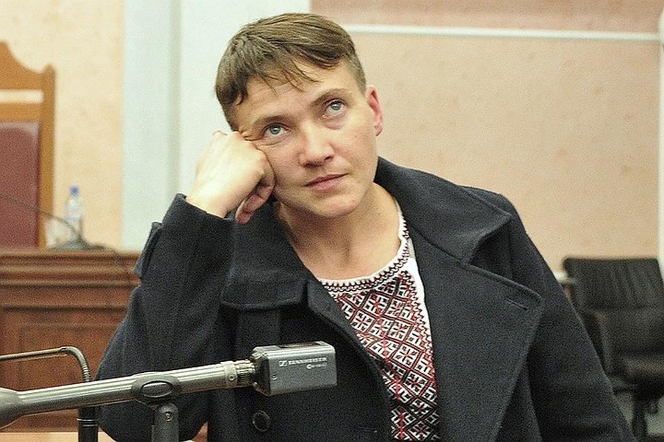 Савченко решила напугать депутатов Рады