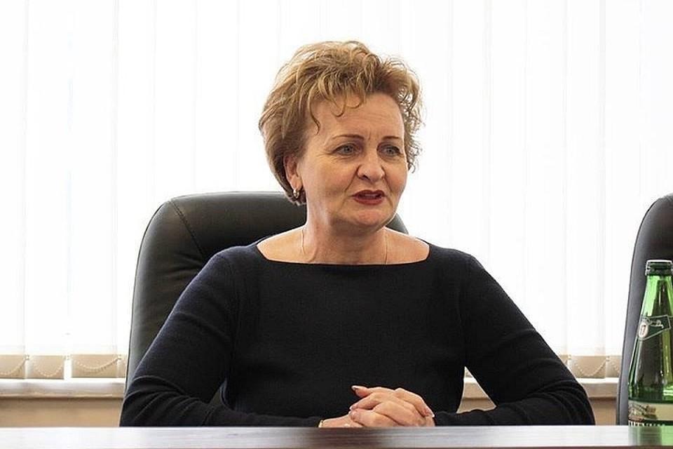 Елена Кильпа. Фото: пресс-служба Минэкономразвития Ставропольского края