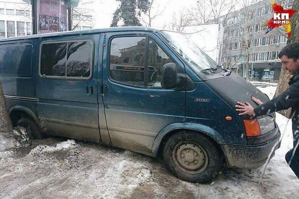 """Некоторым жителям Кишинева наступающая весна преподносит не совсем приятные """"подарки"""""""