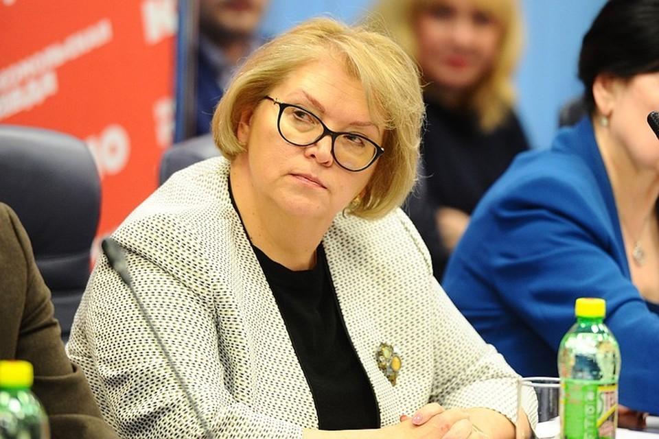 Ректор МГЛУ Ирина Краева