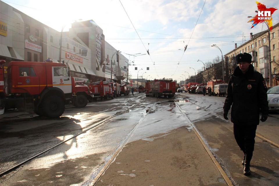 Судья зачитала показания свидетелей трагических событий 25 марта, во многих из них говорится, что пожарная сигнализация не работала