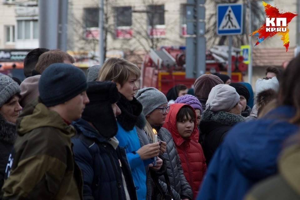 Мошенники пишут родственникам погибших на пожаре в Кемерове, что их дети живы