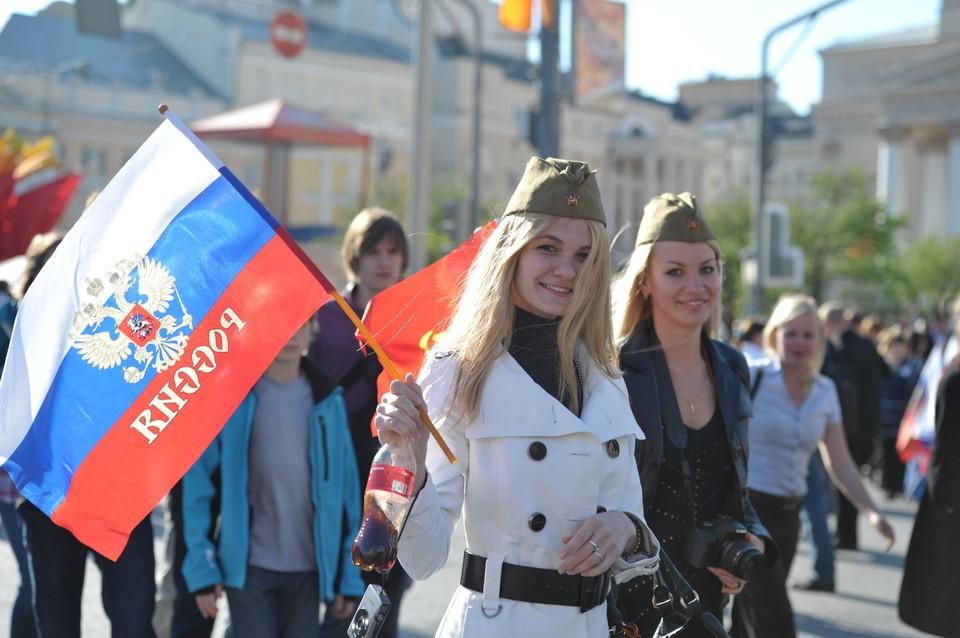 В первую неделю мая россияне смогут отдыхать четыре дня подряд