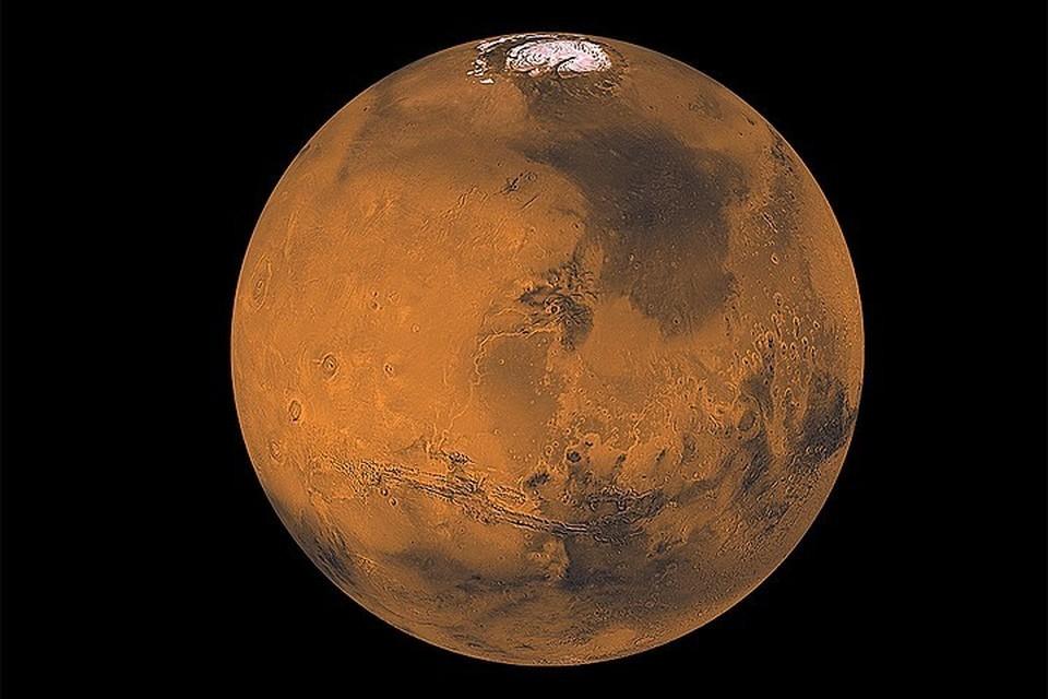 На Марсе нашли нефть