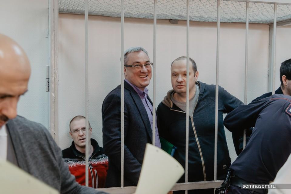 Вячеслава Гайзера бизнесмен Зарубин считал своим «управляемым учеником». Фото «7х7»