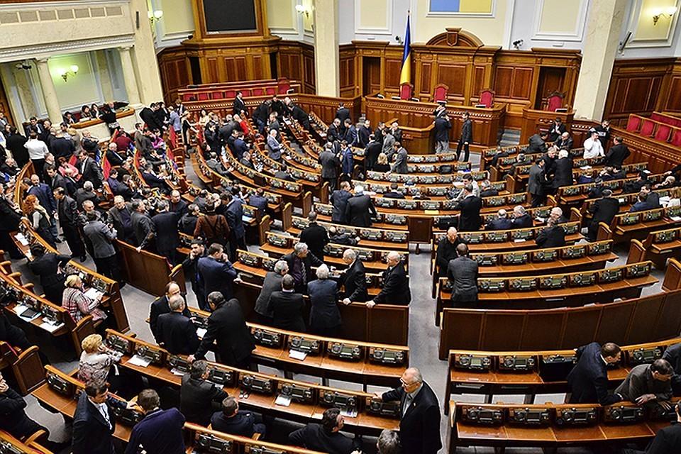 Рада проголосовала за создание единой украинской православной церкви. Фото: Янсонс Оскар