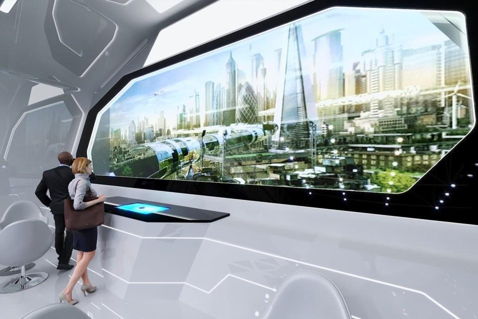 Площадь ЭКСПО-2025 в Екатеринбурге составит 555 гектаров. Фото: пресс-служба Заявочного комитета ЭКСПО 2025