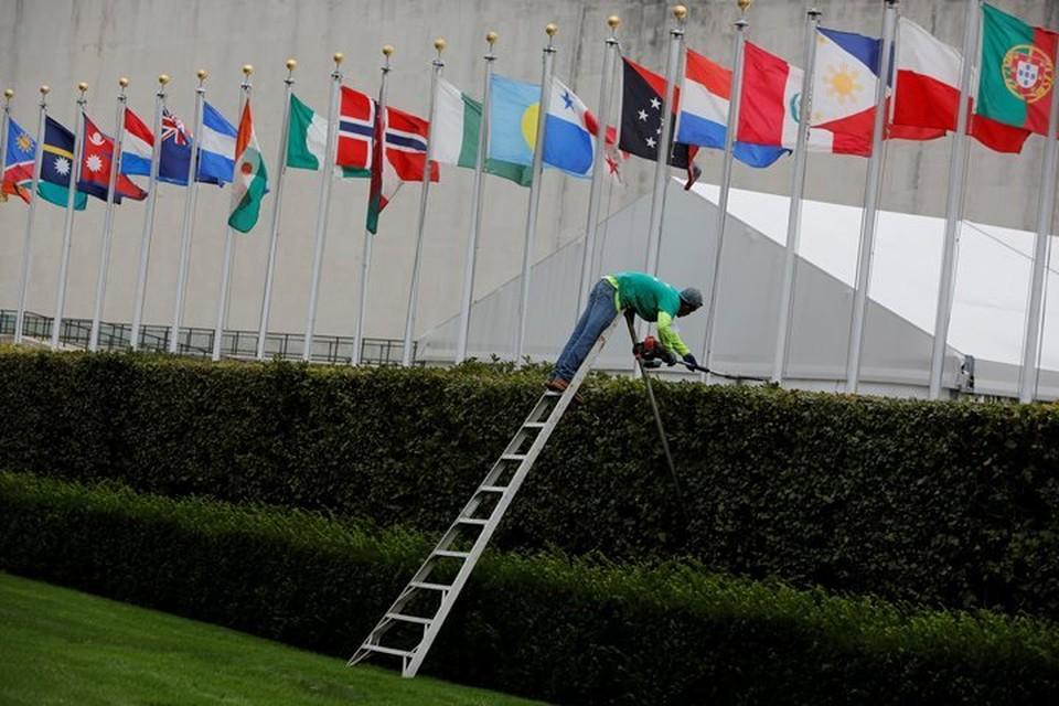 ООН жалуется на нехватку средств для помощи Украине