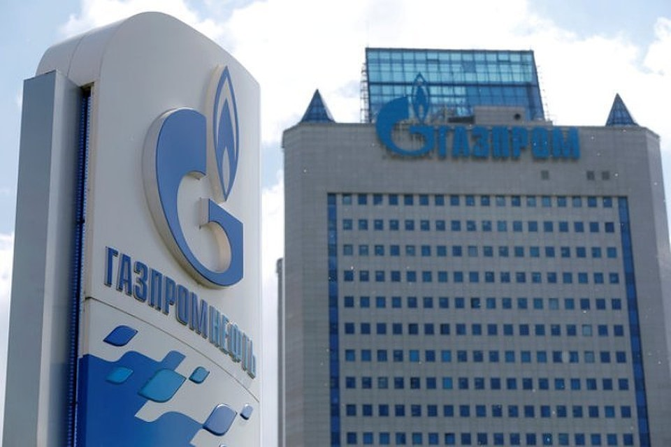«Газпром» намерен построить на Балтике газоперерабатывающий завод