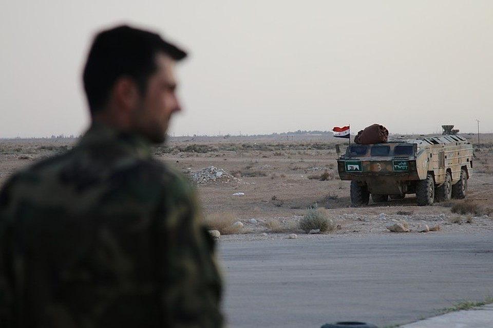 В Сирии военные приступили к уничтожению вырытых боевиками тоннелей под Дамаском