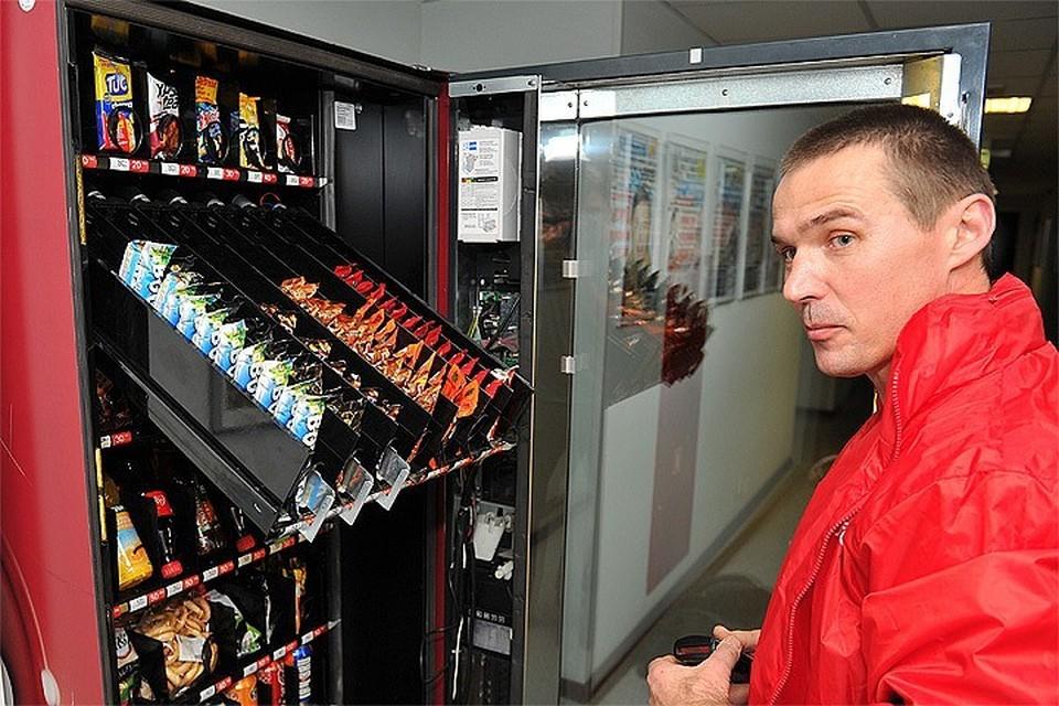 В Московском метрополитене появятся более 400 вендинговых аппаратов с едой и напитками