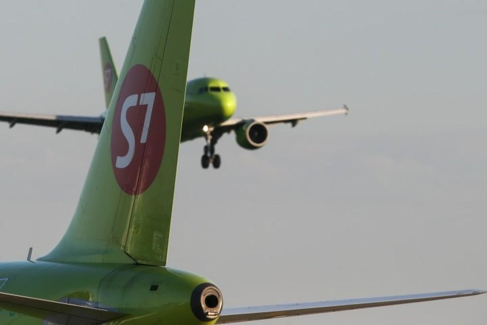 В S7 прокомментировали вынужденную посадку самолета в Черногории