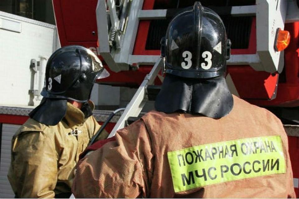 При пожаре в Подмосковье погибли двое детей, еще один ребенок пострадал