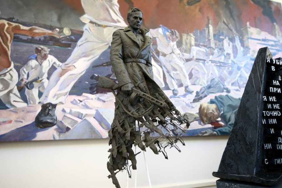 Монумент возведут по проекту белгородского скульптора Фото: пресс-служба ПТО