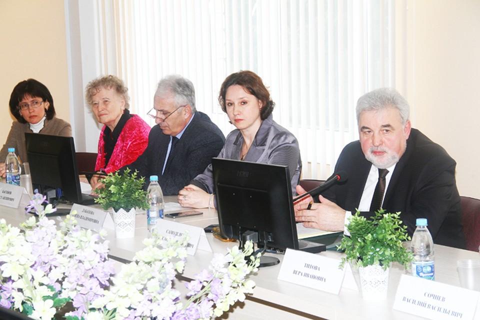 Ректор НГСХА Александр Самоделкин рассказал о столетней истории вуза и главных современных достижениях.