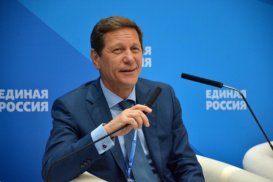 Вице-спикер Госдумы Александр Жуков