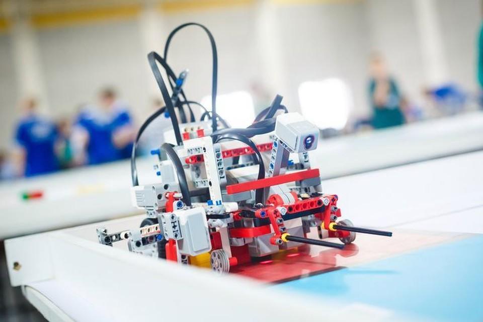 Главное робототехническое событие Сибири пройдет в конце мая! Фото: Кирилл Васильев