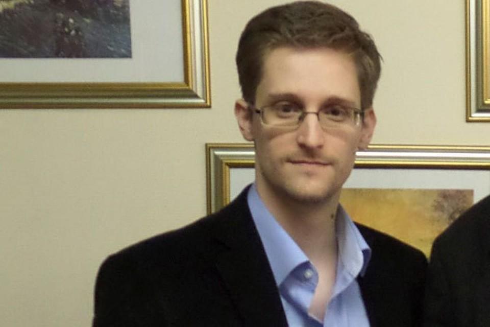 Сноуден: Никто не любит Путина больше Трампа