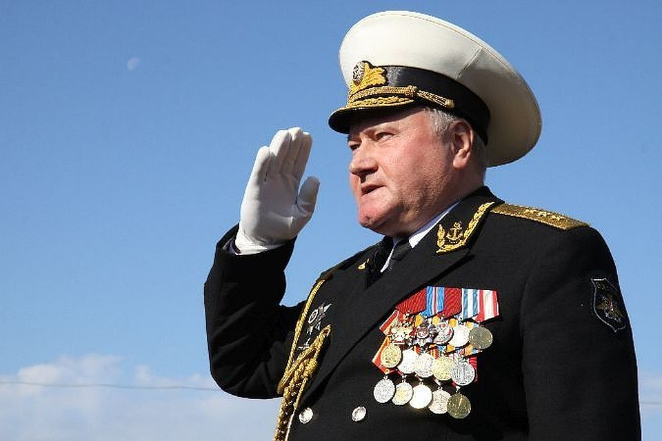 адмирал 2017