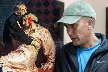 Напавший на картину «Иван Грозный»: Очень меня возмутила картина этого Репина. Что иностранцы про нашего русского царя подумают?
