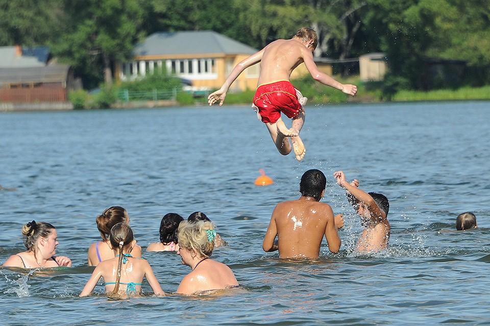 В столице всё готово к открытию купального сезона.