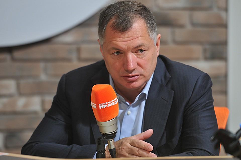 Марат Хуснуллин сообщил новые подробности о программе реновации, строительстве метро и дорог