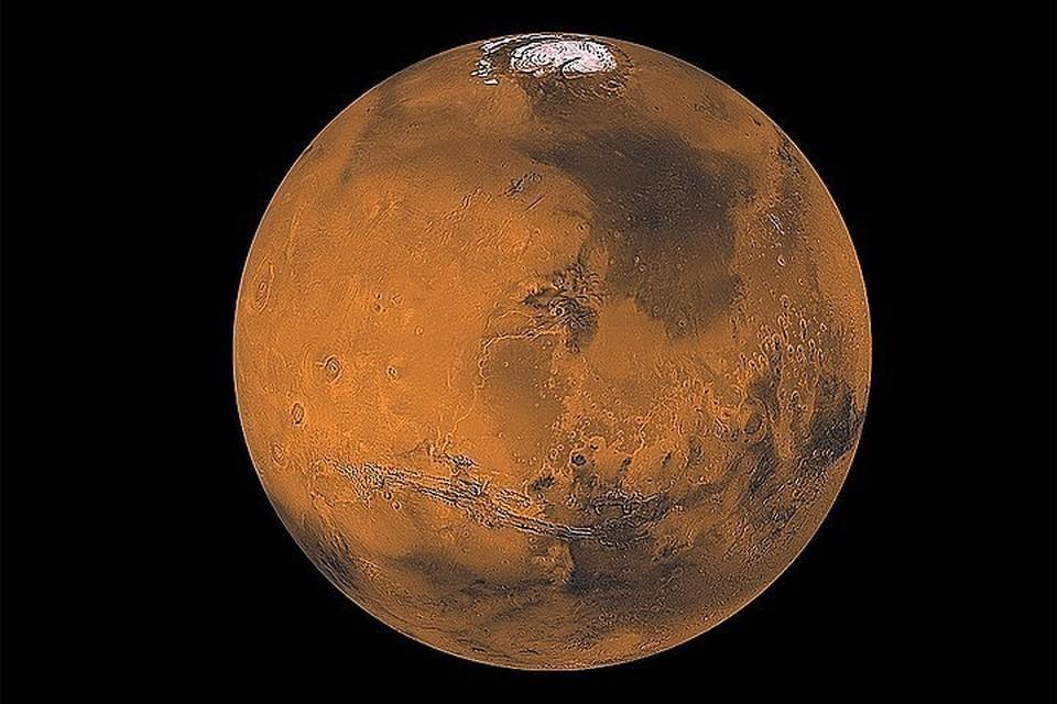 В NASA назвали необходимые для колониста Марса качества
