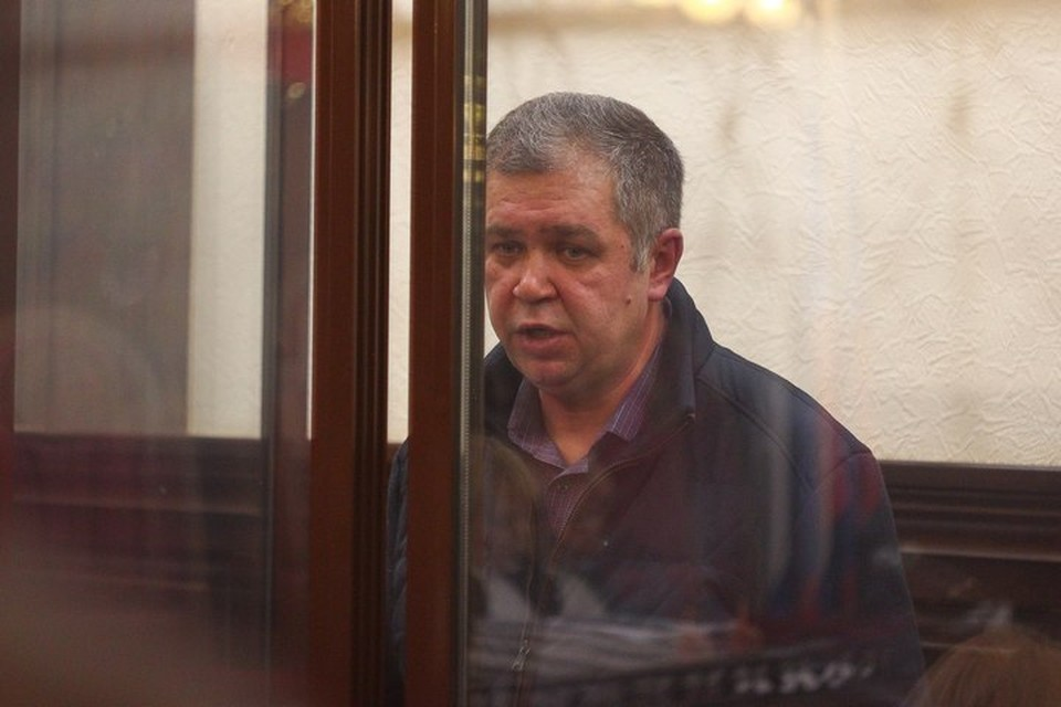 Александр Мамонтов на суде не признал вину