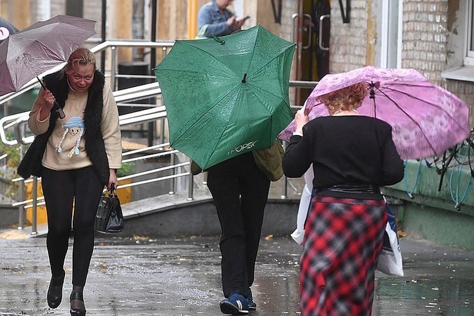МЧС предупредило москвичей о серьезном ухудшении погоды 5 июня