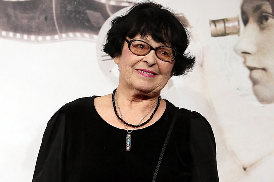 Кира Муратова - легендарный кинорежисер, ушла из жизни в возрасте 83 лет