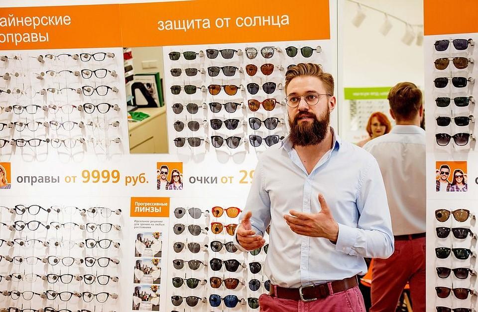 2d50ea2dde59 Менеджер регионального развития сети оптики «Счастливый взгляд» Антон  Копенкин рассказал о том, что
