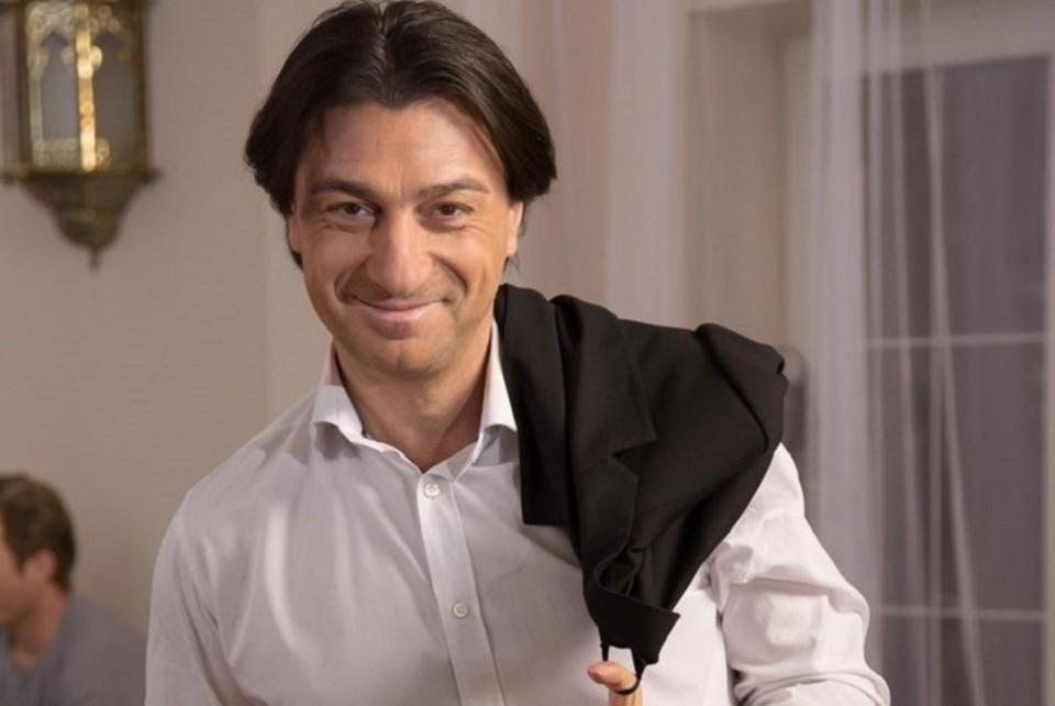 Президент и учредитель «Хрустального Источника» – заслуженный артист России Эвклид Кюрдзидис.