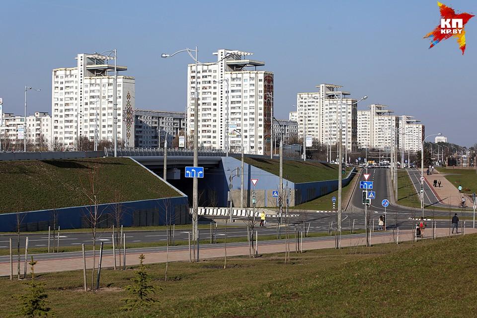 Земли в Минске осталось мало. Новую почти не раздают. Вот и дефицит новостроек. Отсюда и цены на жилье растут.