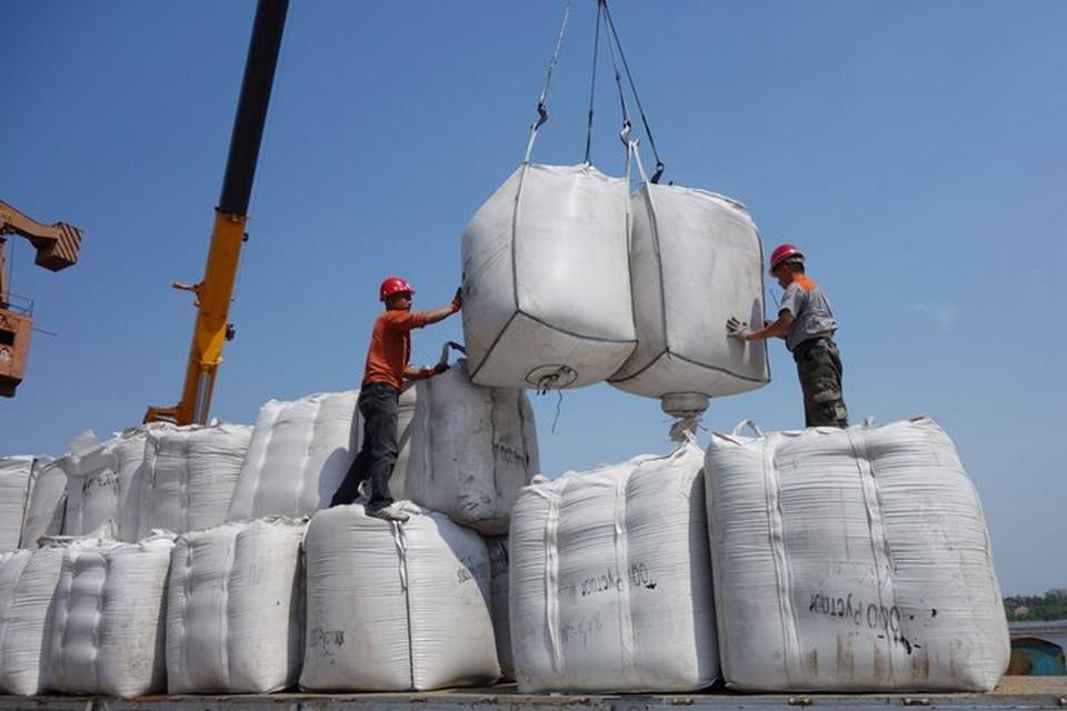 Украина увеличила импорт товаров из России за первый квартал 2018 года