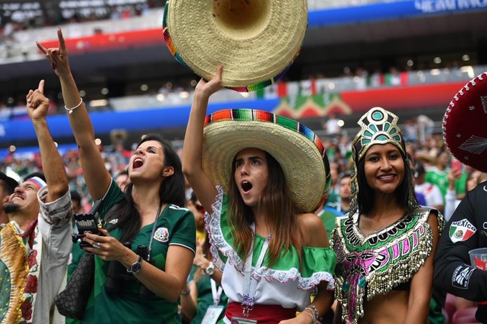 Мексика сенсационно выиграла у чемпиона мира, сборной Германии