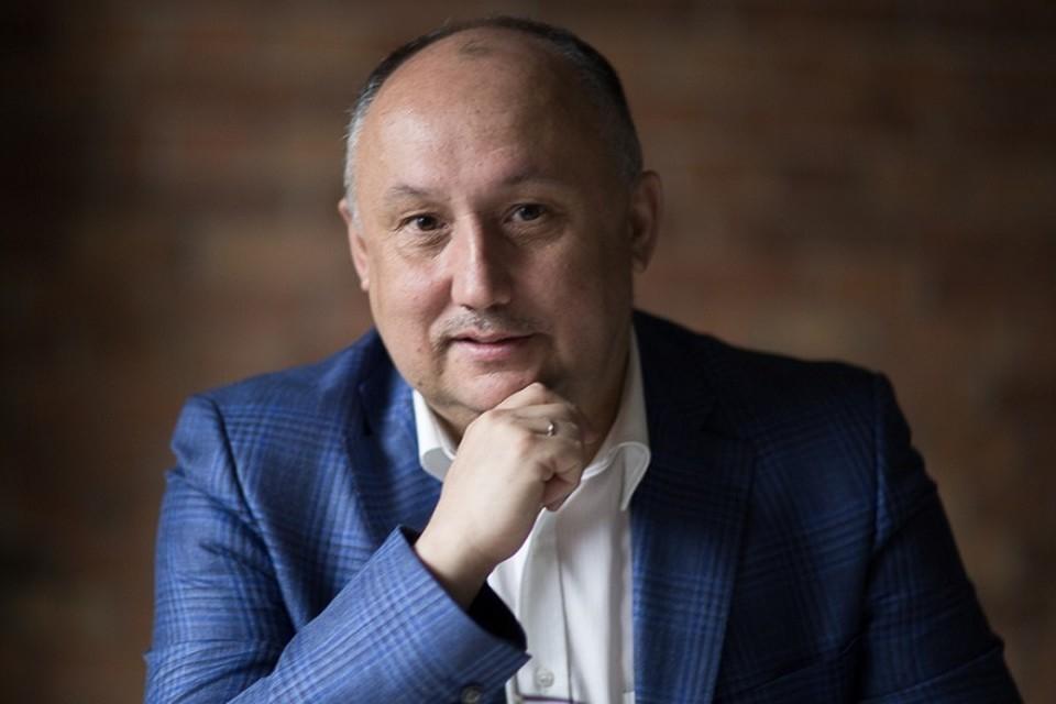 Директор Всероссийского детского центра «ОКЕАН» Андрей Базилевский