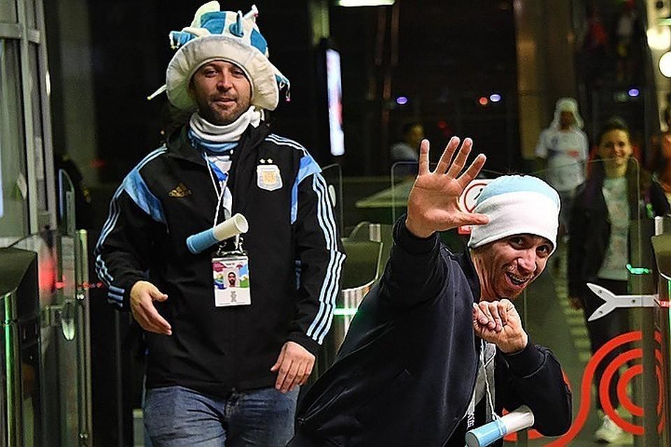 Как минимум, один из «аргентинцев» оказался выходцем из Пятигорска