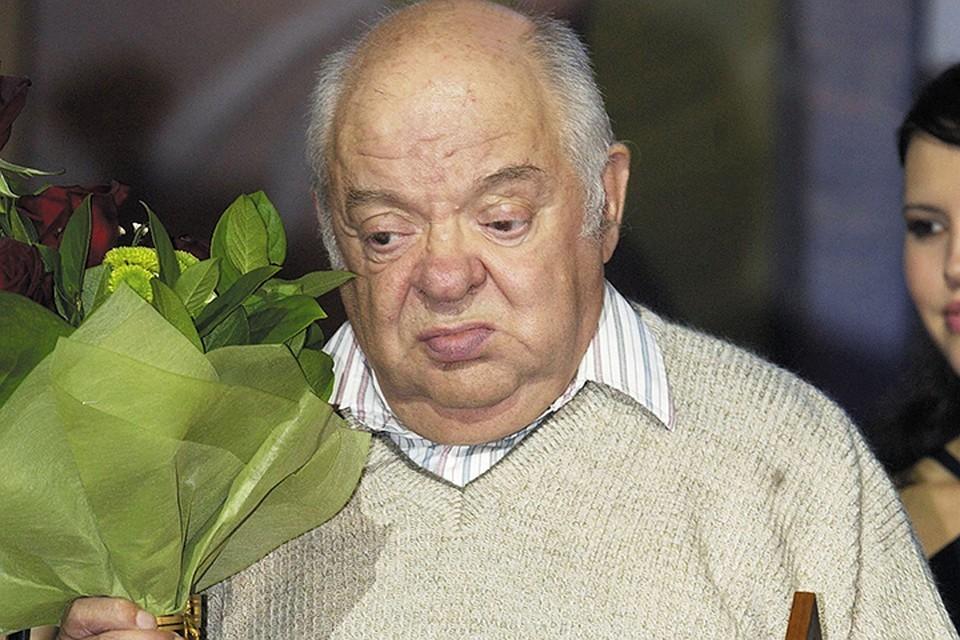 Поэт, писатель и драматург Наум Коржавин