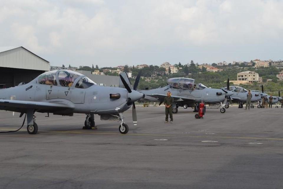 Самолеты A-29 Super Tucano