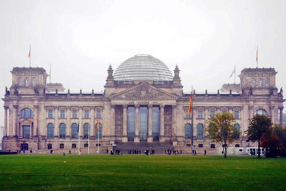 В бундестаге рассказали об экономических потерях от антироссийских санкций